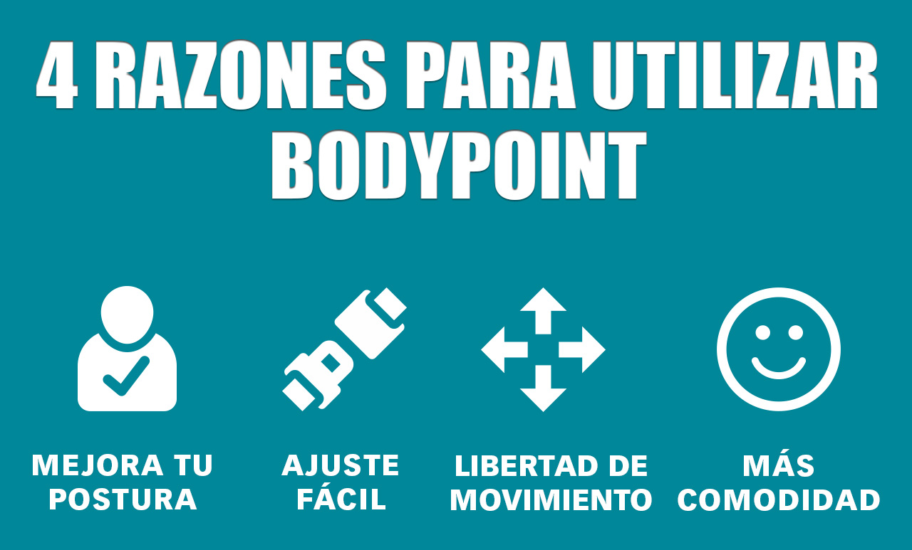 4 Razones para utilizar Bodypoint