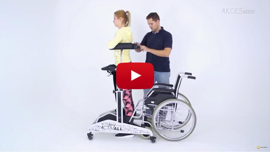 Cómo montar i utilizar el andador Activall