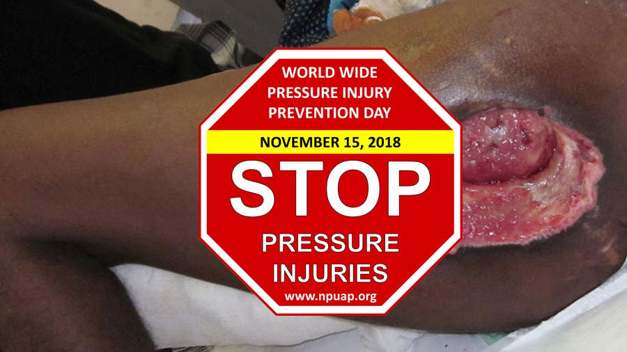 Celebrem el Dia Mundial per a la prevenció de les Úlceres per Pressió