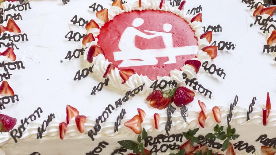 Felicitamos a Rifton por su 40a aniversario