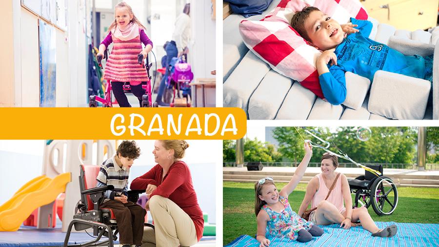 Granada s'incorpora al Rehacademia Family 24 hores