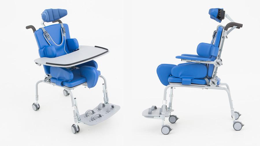 La nueva silla educativa Jordi es perfecta para aprendizaje, rehabilitación, alimentación y diversión