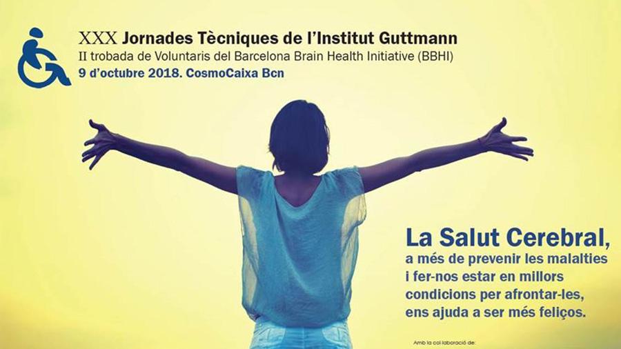 La Salut Cerebral centra les XXX Jornades Tècniques de l'Institut Guttmann