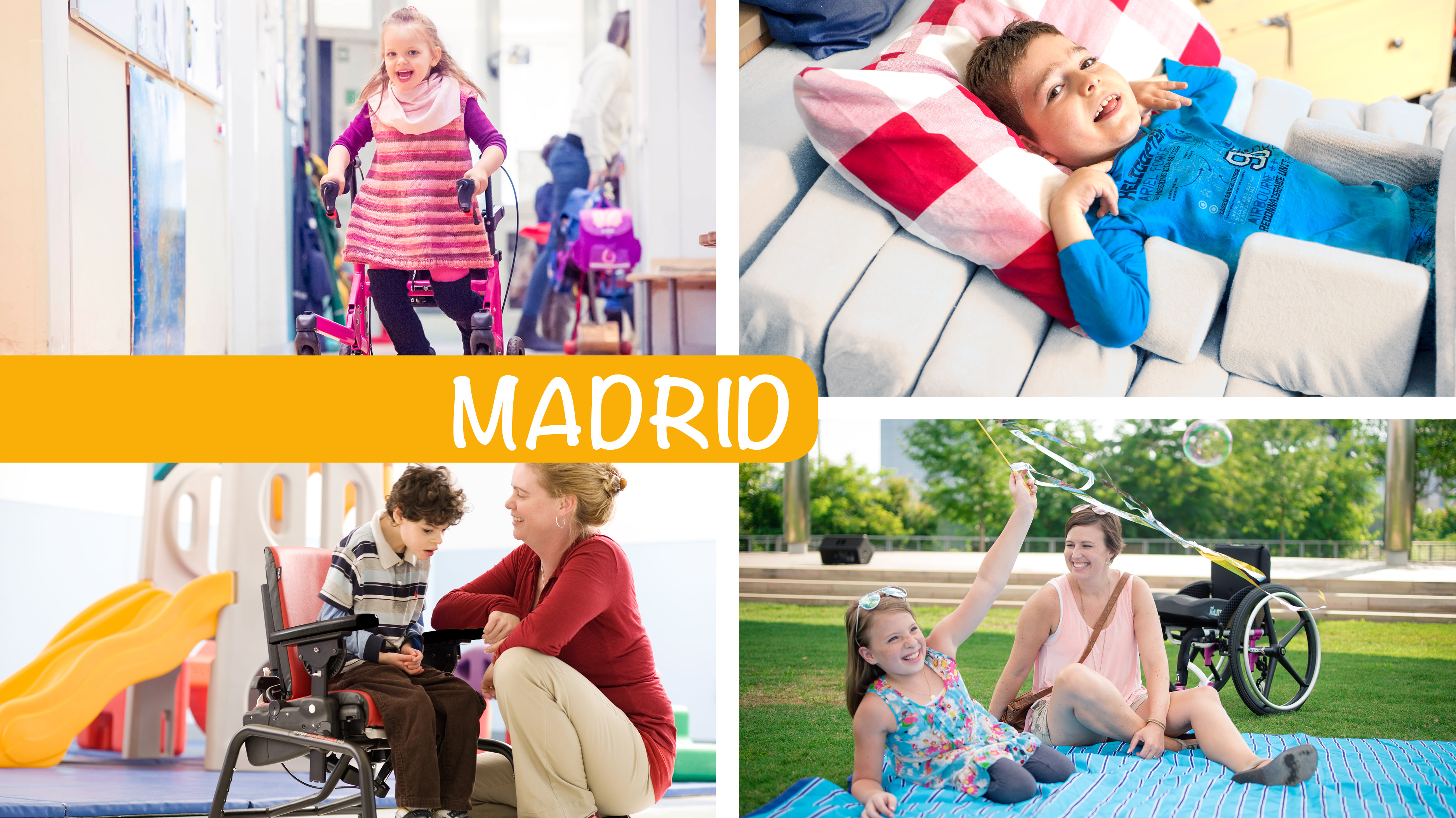 Madrid también acogerá el Rehacademia Family 24 horas