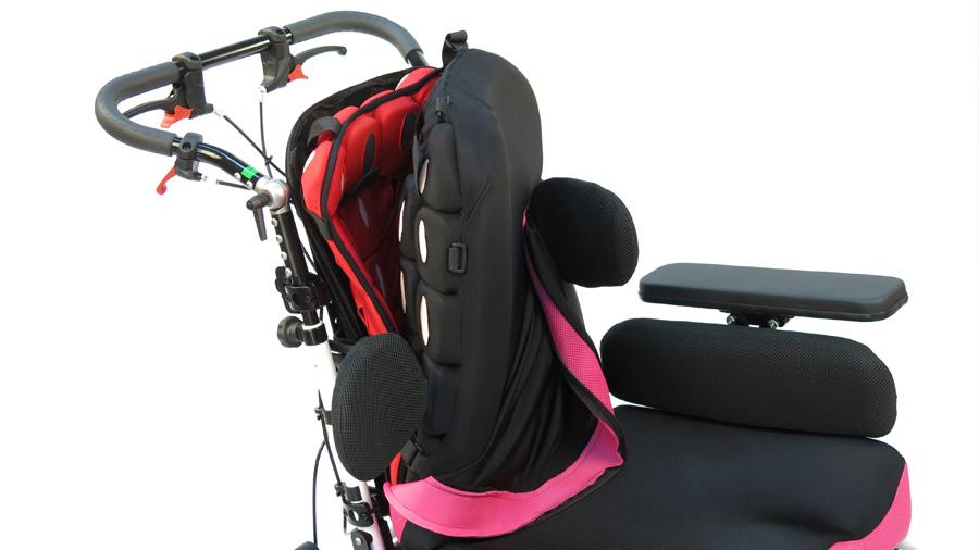 Reinventamos el posicionamiento en sillas de ruedas