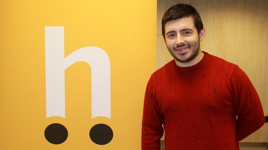 Rubén Serrano s'incorpora com a nou Tècnic Comercial a la zona Centre